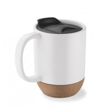 Porcelianinis puodelis SOFT, 400 ml