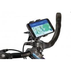 Telefono laikiklis dviračiui
