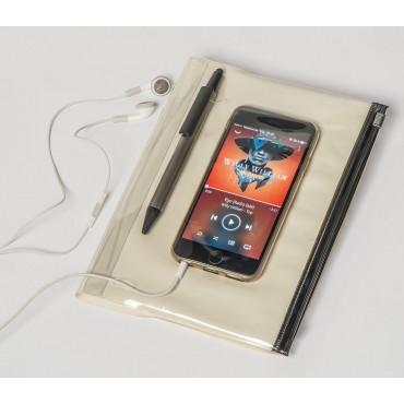Užrašinė su kišene telefonui