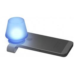 Telefono šviestuvo gaubtas
