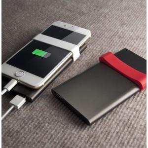 Išorinė baterija su laikikliu