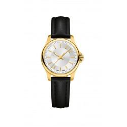 Klasikinis moteriškas šveicariškas laikrodis