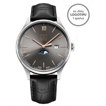 Klasikinis rankinis šveicariškas laikrodis