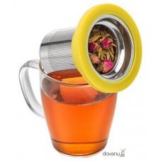 Puodelis arbatai su koštuvu Ming