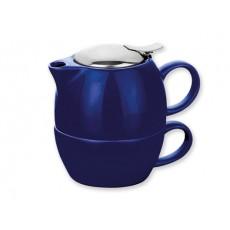 Arbatinukas su puodeliu