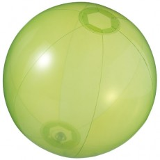 Paplūdimio kamuolys. Skaidri spalva