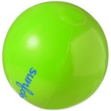 Paplūdimio kamuolys. Žalia spalva