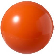Paplūdimio kamuolys. Oranžinė spalva