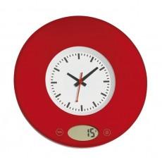 Svarstyklės - laikrodis
