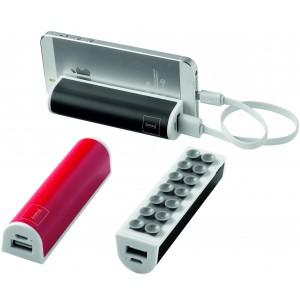 Išorinė baterija Talpa 2200 mah